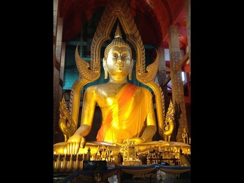 ★ ★ ★ Statues of Buddha in Thailand - Part 1 ★ ★ ★