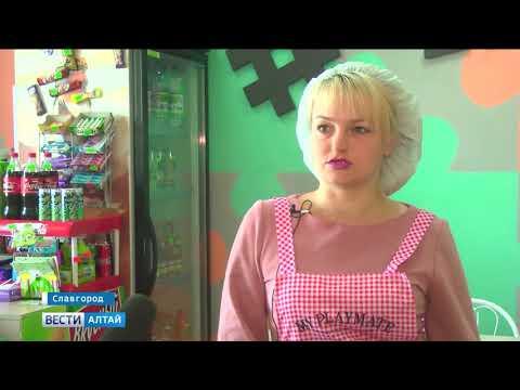 Жительница Славгорода открыла семейное кафе при помощи программы самозанятости безработных