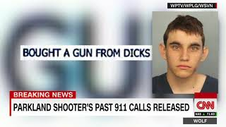 Report: School shooter describes emotional struggle in 911 call