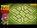 Clash of Clans TH10 Farming Base 2017 TESTED IN CHAMPION LEAGUE BEST Town Hall 10 Hybrid Base