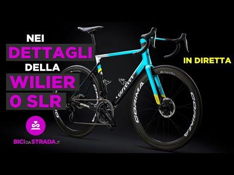 LIVE - Nei Dettagli Della Wilier 0 SLR