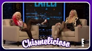 Repeat youtube video Christina Aguilera Sin Calzones!