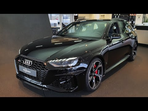 2020 Audi RS4 Avant 331(450) KW(PS) Tiptronic | -[Audi.view]-