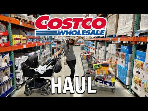 COSTCO GROCERY HAUL 2019  DIET SHOPPING