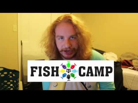My Fish Camp Experience