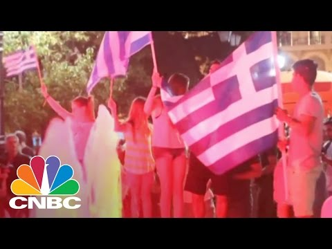 How The Greek Referendum Unfolded | CNBC