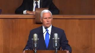 U.S.VP Mike Pence Marking 70 Years Since UN Vote That Established Israel 28/11/17 9:00 AM PDT