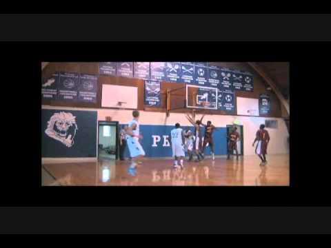 Kesse Bernard - Phelps School Basketball