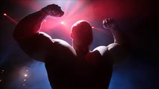 Hulk poses in the dark!