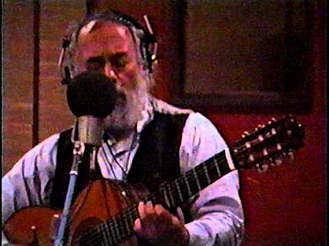 Carlebach, Practicing for a recording of Kol Nidrei and Yom Kippur Album