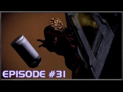 Mass Effect 3 - Tuchanka Bomb & Tarquin Victus' Heroism - Episode 31