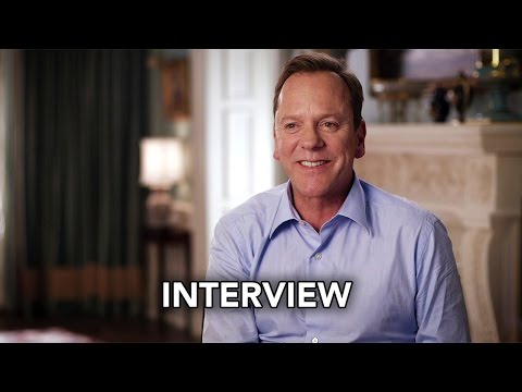"Designated Survivor (ABC) ""Kiefer Sutherland"" Interview HD"
