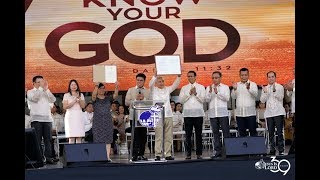 Greeting and Commendations | Know Your God - JIL Church Worldwide's 39th Anniversary