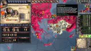 Crusader Kings 2 - Imperium Romanum