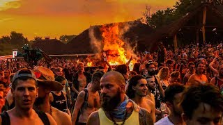 OxiDaksi - Live @ OZORA Festival 2018 ⦿ PSY-TRANCE .ılılıll♫♪🔥👽