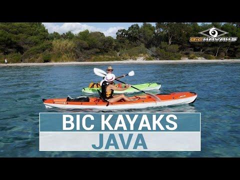 BIC Kayaks - JAVA 2017 - ENG