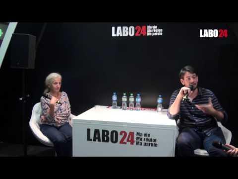 Labo 24 au Comptoir Suisse, débat sur le mal de vivre des jeunes