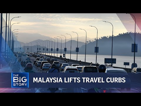 Malaysia's 'drip by drip' reopening approach as Johor pushes for S'pore reconnection   THE BIG STORY