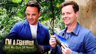 Ant & Dec Play 'Who Said That?' | I'm A Celebrity... Get Me Out of Here!