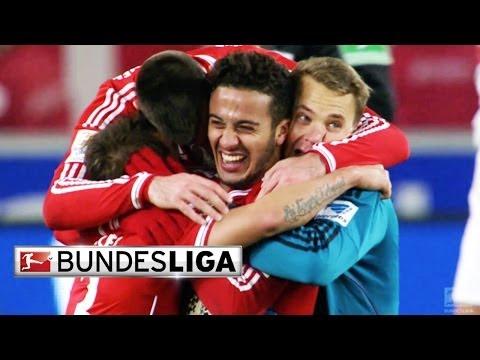 Stuttgart vs Bayern Munich - Late Drama