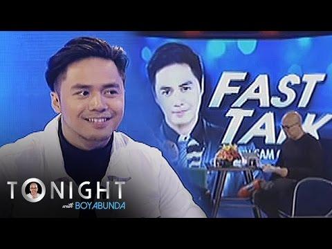 TWBA: Fast Talk with Sam Concepcion