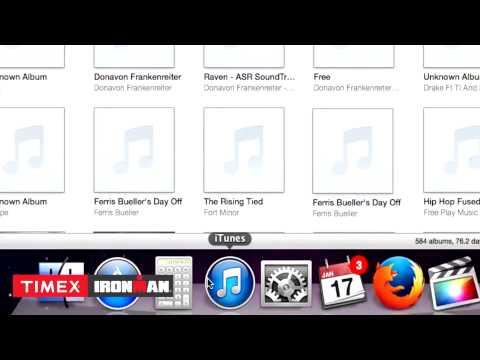 Conversion et importation de fichier iTunes dans la montre Ironman ONE GPS+ de Timex