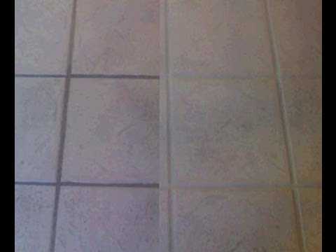 How To Clean Tile Floors   Tile And Grout With Color Seal   Got Spots  Carpet And Tile   Franklin WI