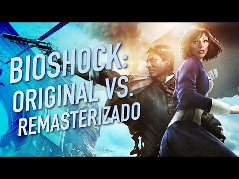 BioShock: The Collection. Comparación Original / Remaster