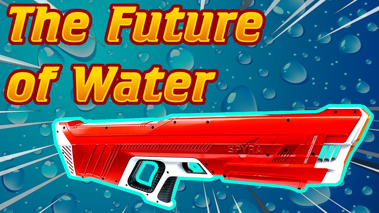 Download Honest Review: The Spyra Two (THE BEST WATER GUN THIS DECADE JUST GOT EVEN BETTER!?!?!)