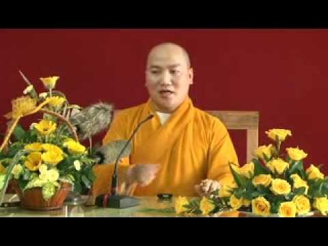 Hay Tu Minh Thap Duoc Len Ma Di 1/2 - DD Thich Phuoc Tien