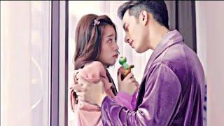 قصة حب كورية رومانسية 💝🌷(حبيبتي فضائية🧞♀️)