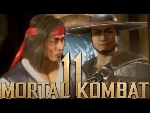 Mortal Kombat 11 - Who Are The 'New' Liu Kang And Kung Lao? Theory/Breakdown thumbnail