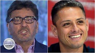 ÚLTIMA HORA Chicharito Hernández ya es jugador del Galaxy según Jorge Ramos | Jorge Ramos y Su Banda