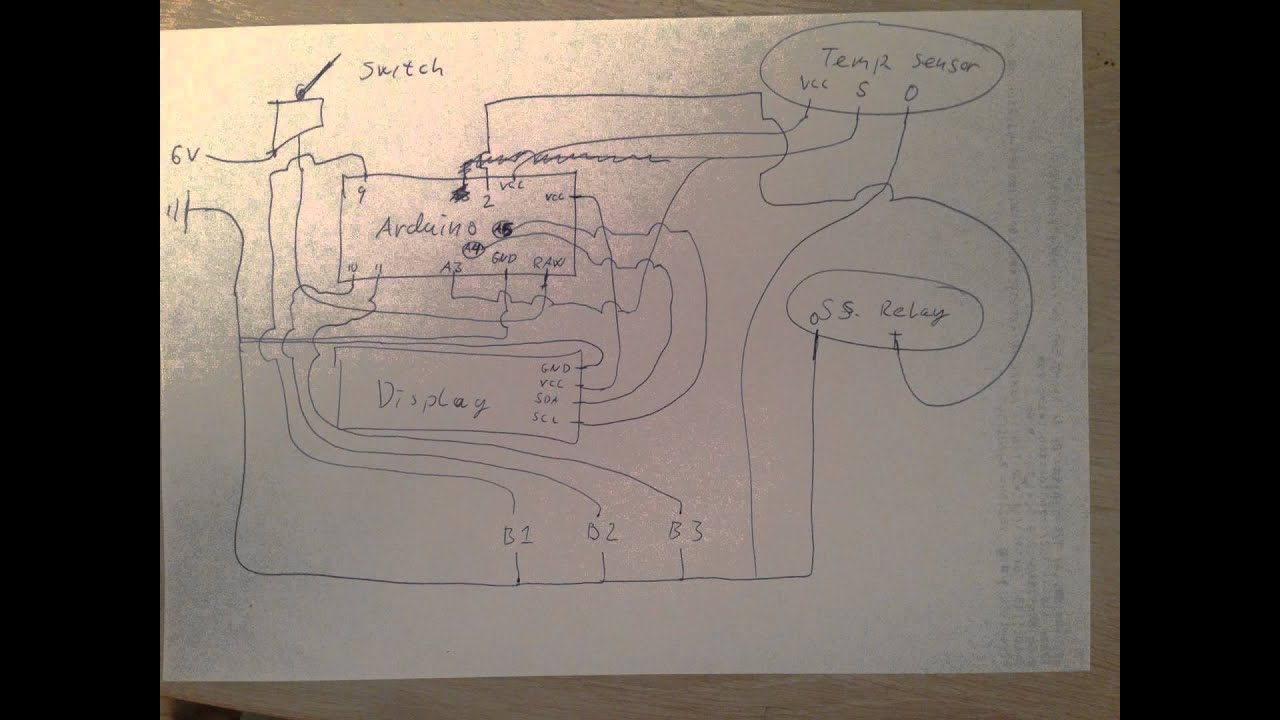 Schematic for Arduino PID temperature controller for e.g. espresso ...