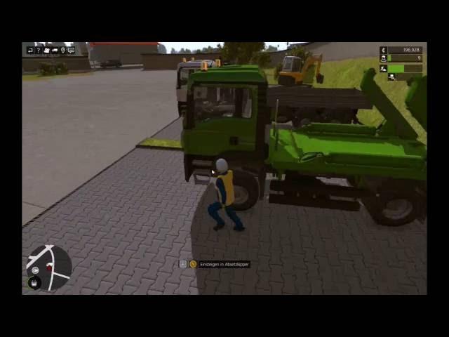 Let's Play Bau-Simulator 2015   Bauen mit Rayzer   Folge #007