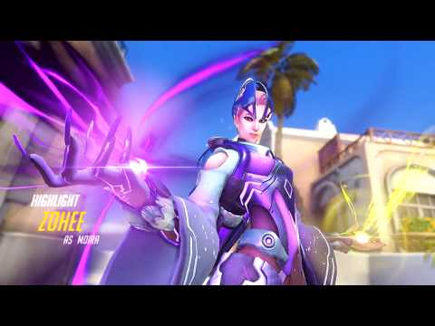 Overwatch: Zohee's Highlight: Moira PTR