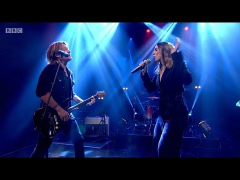 Keith Urban & Melanie C   The Fighter (The Graham Norton Show   May 19th, 2017)