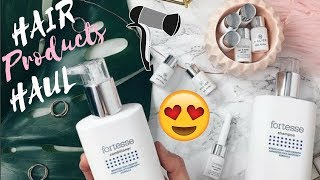 Haarprodukte Haul | Hair Products | Must Haves | Januar 2018 | Viva Naomi