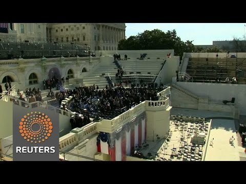 D.C. holds dry-run for Trump inauguration