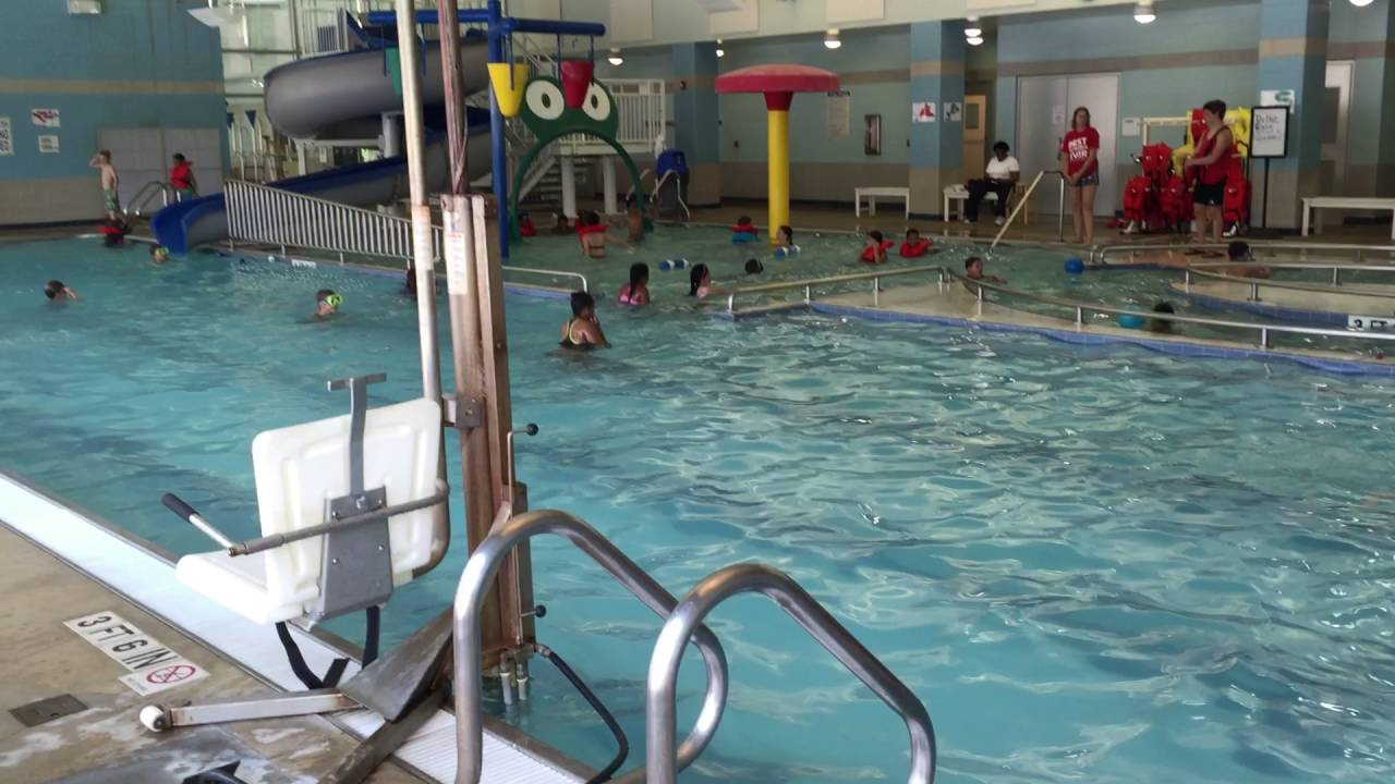 Thomas e hannah family ymca warm pool and indoor water - How to warm up swimming pool water ...