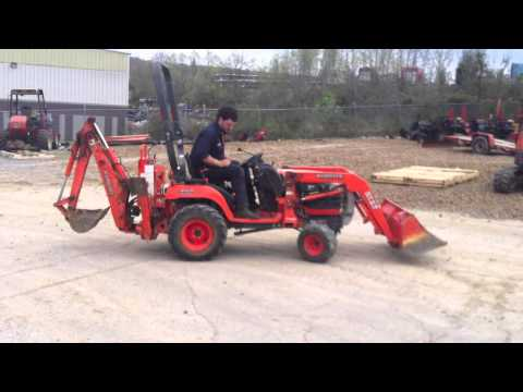 2005 KUBOTA BX23 For Sale - YouTube