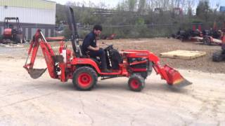 2005 KUBOTA BX23 For Sale