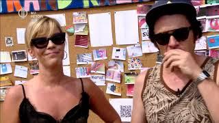 Anna-Imi vs Dóri-Kata - Ki mit tud a Strand Fesztiválon
