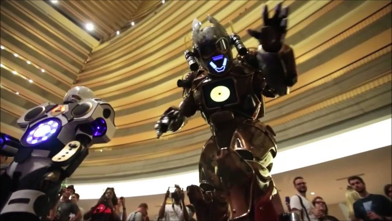 The Best Dragoncon 2014 Preview by Robot Costumes USA