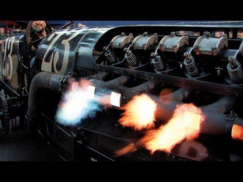 Crazy Cold Start V12 ENGINES and Sound l V12 ENGINES Edition