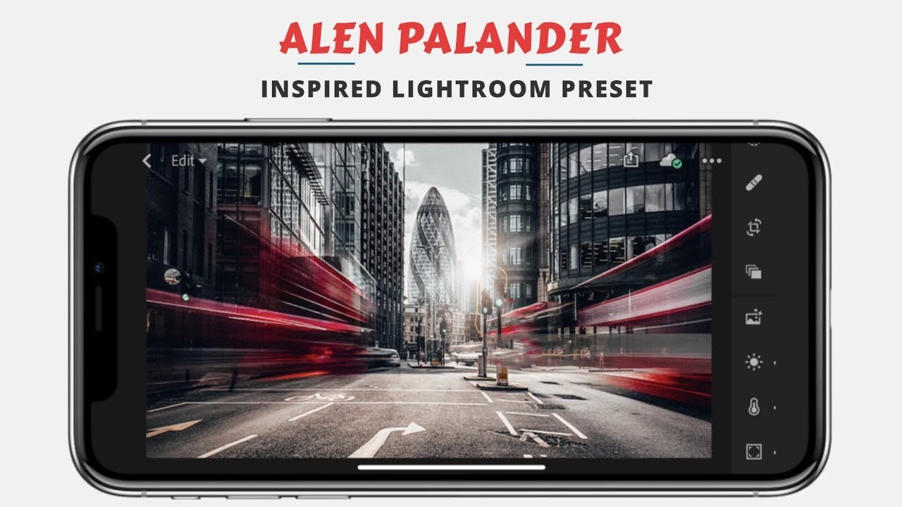 Alen Palander Inspired Preset for Lightroom MOBILE and PC with Download  Links