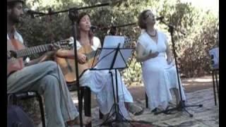 Nava Tehila - Yedid Nefesh in Jerusalem  ICCC Garden