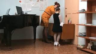 Открытый урок Хилько О.В. музыкальный инструмент - фортепиано