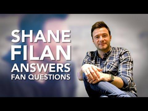 Westlife's Shane Filan Answers Fan Questions Mp3