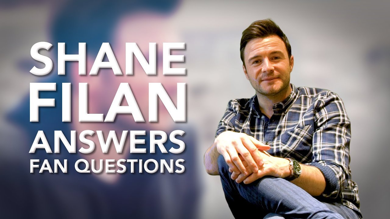 SAYS EXCLUSIVE: Westlife's Shane Filan Answers Malaysian
